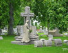 Forest Lawn Cemetery, June 2008