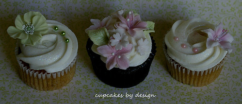 More of Melissa's cuppies...