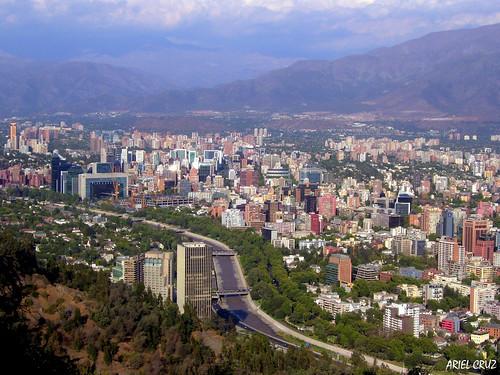 Cerro San Cristóbal | Santiago (Oriente) de Chile