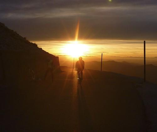 Mont Ventoux Sunrise