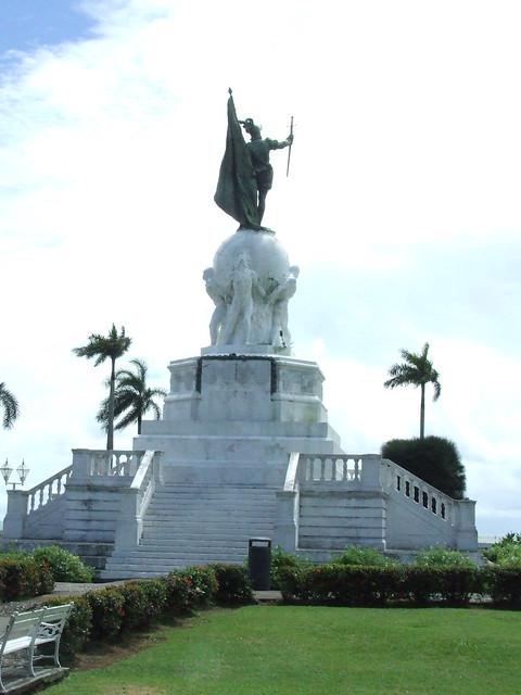 Panama City, Vasco Núñez de Balboa Park
