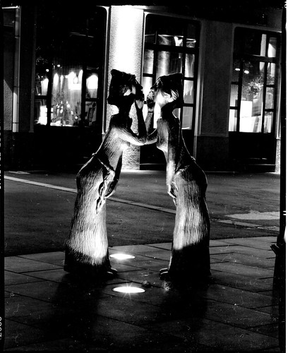 blackandwhite bw sculpture nightshot irina rumours mamiyarb67pros utata:project=ip33 utat:border=none