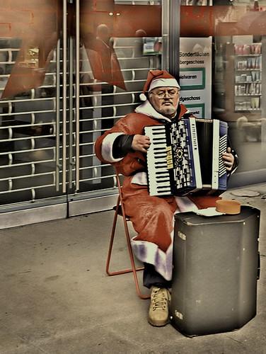 poor Santa Claus