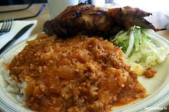 5 Spice Roasted Chicken