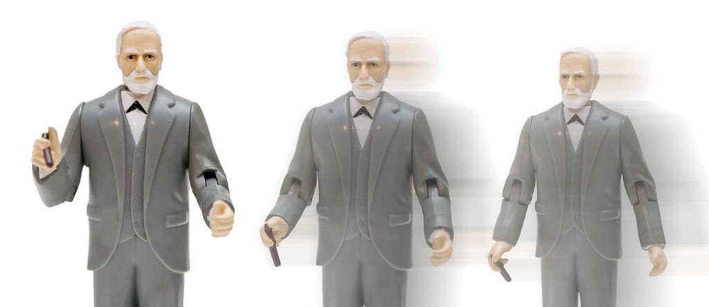 Three Freuds