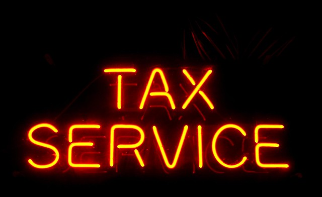Tax Service by Thomas Hawk