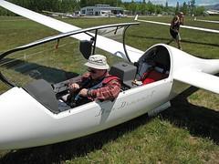 Gliding, Omarama 2006