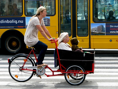Copenhagen Bike Culture by Mikael Colville-Andersen