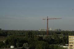 Uitzicht op de Amsterdam ArenA