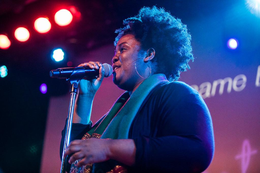 Noname (feat. Mick Jenkins), Ravyn Lenae and Akenya @ the Metro