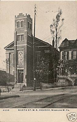 North St. Methodist E. Church, Wheeling, W.Va.