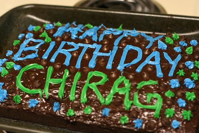 Birthday Cake Images With Name Chirag : Happy Birthday Chirag Flickr - Photo Sharing!