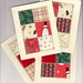 Homespun Holiday Cards by winemakerssister