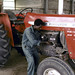 Fixing farming machinery