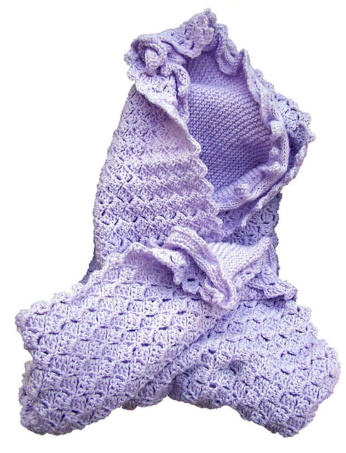 Whimsy Bits and Pixie Dust: Mackenzie's Herringbone Cowl