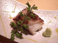 蛸ブツ Sashimi of Octopus