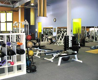 Ashburn Fitness Center