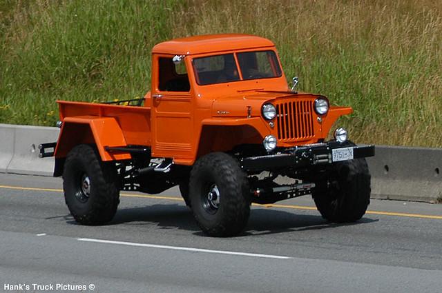 willys truck images start 200 WeiLi Automotive