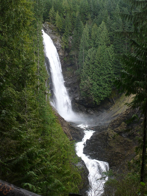 Wallace Falls State Park, Gold Bar, WA - March 2008