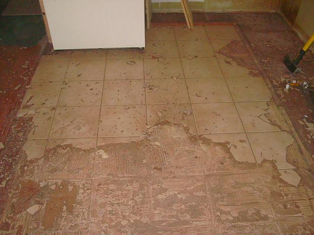 Removing Ceramic Tile Sucks Flickr Photo Sharing