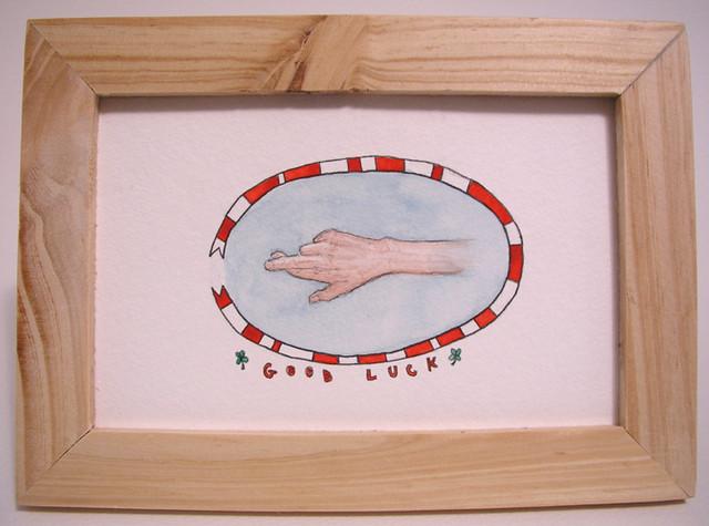 arm 3 -Found Art Tuesday