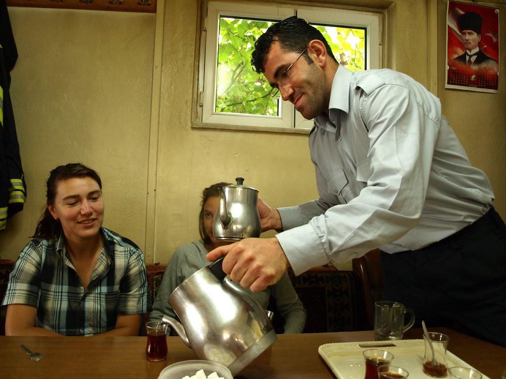 Tea Department