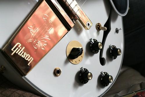 Gibson ES-355 (Alex Lifeson custom edition)