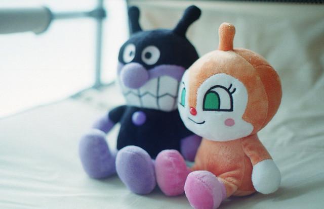 DokinChan and BikinMan.