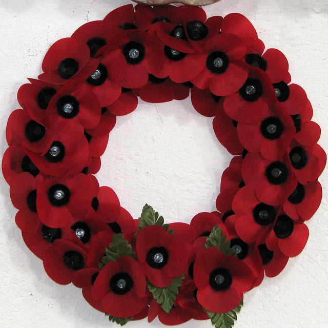 Poppy Wreath Flickr Photo Sharing