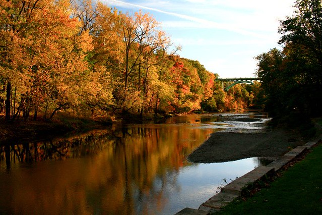 Fall colors in the rocky river reservation flickr photo sharing