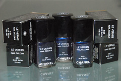 CHANEL SPRING SUMMER NAIL POLISH