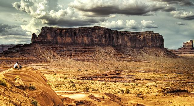 Monument Valley. Utah. Estados Unidos