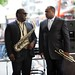 JazzAscona 2007, Jesse Davis (l) with Terell Stafford (r)