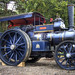 England: Bedfordshire - The Lion, a steam engine by Tim Blessed