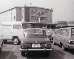 Bill Chickering Theater, Yokohama 1960s