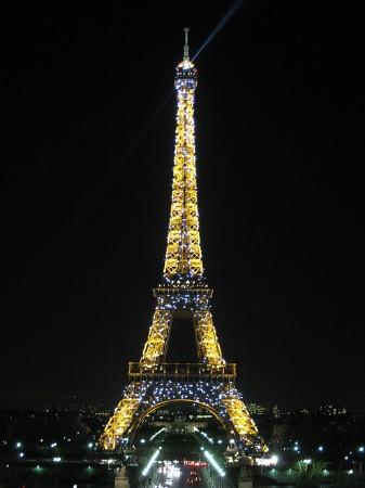 Eiffel Tower at Nite