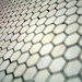 hexagonal honeycomb