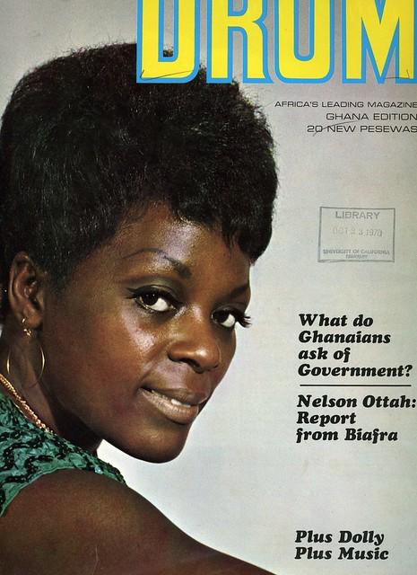 drum december 1969