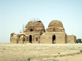 Sasanian Palace, Sarvestan