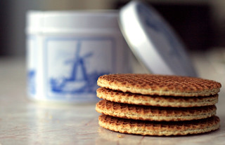 Day 58 | 29 May 2008 | Stroopwafel