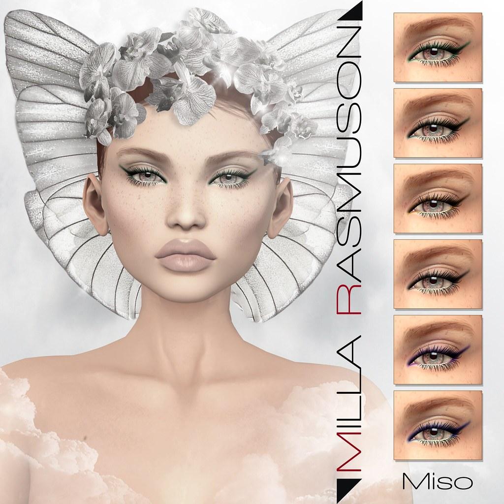 Miso for Catwa Head - SecondLifeHub.com