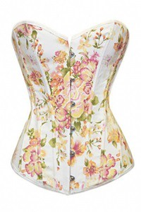 Thumbnail image for Delightful Tulip Flock Corset