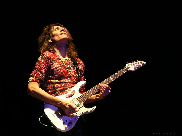 Steve Vai - Gallery Photo Colection