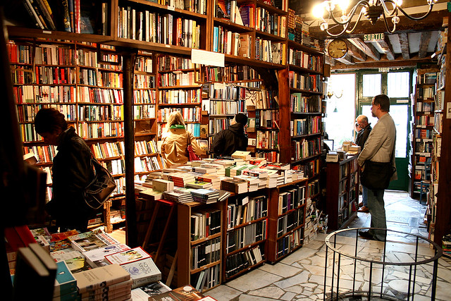Shakespeare Bookshop (In Paris)