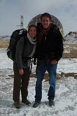Walking to China - Torugart Pass Border, China