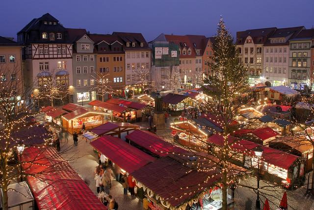Weihnachtsmarkt Jena, 2007