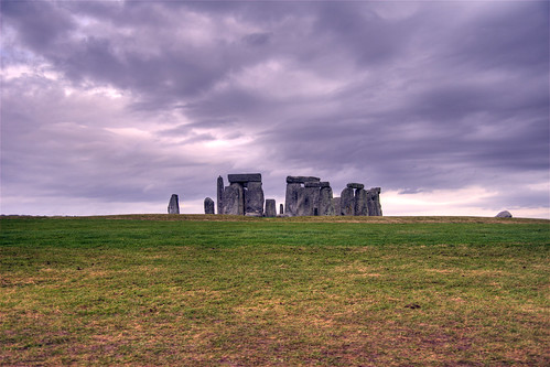stonehenge HDR tonemapped PS