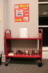 Liquor on the Children's Book Cart