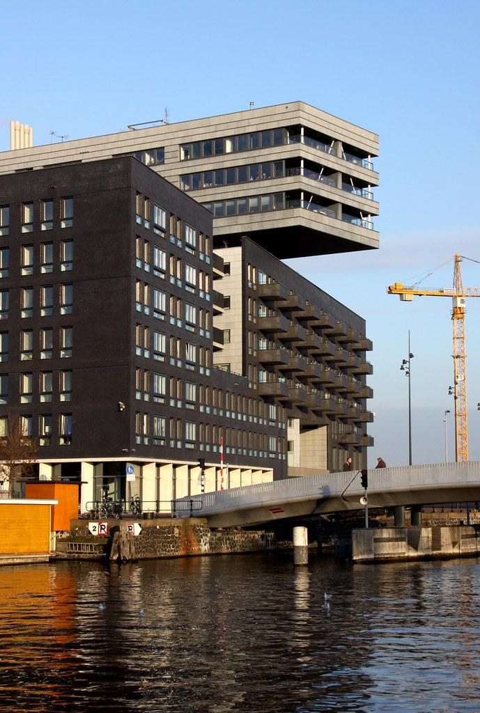 Westerdok Amsterdam