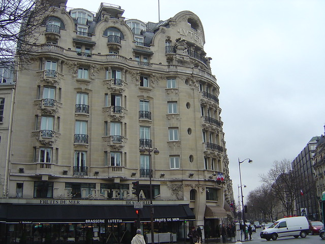 Hotel lutetia paris 4 explore garybembridge 39 s photos on flickr - Le lutetia paris restaurant ...